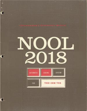 NOOL 2018